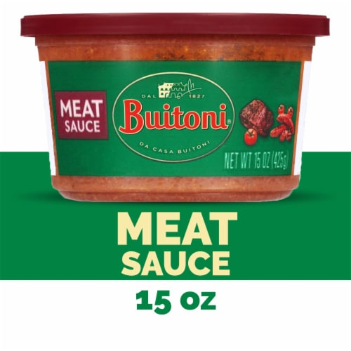 Buitoni® Meat Sauce Perspective: front