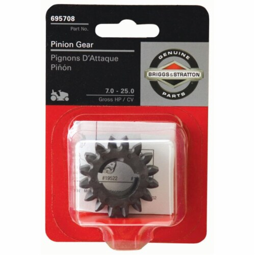 Midwest Engine 5086K Briggs & Stratton Pinion Gear Perspective: front