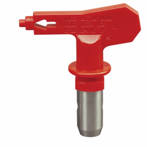 Titan  SC-6 Plus  Reversible  Airless Spray Tip  5000 psi - Case Of: 1; Perspective: front