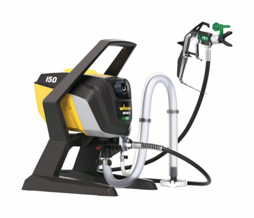 Wagner  Control Pro 150  1500 psi Plastic  Airless  Paint Sprayer - Case Of: 1; Perspective: front