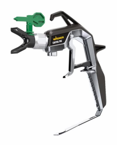 Wagner  1600 psi Plastic  Airless  Replacement Spray Gun - Case Of: 1; Perspective: front
