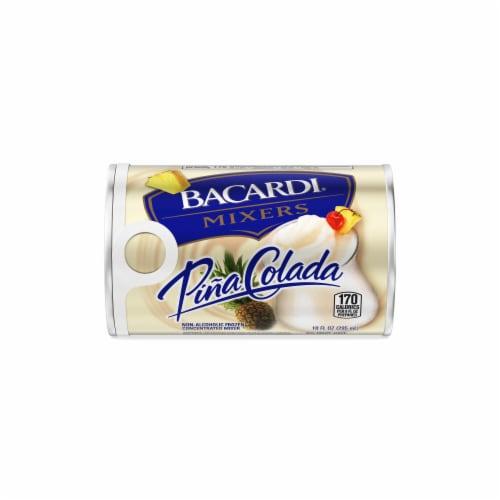 Bacardi Mixers Pina Colada Frozen Cocktail Mix Perspective: front