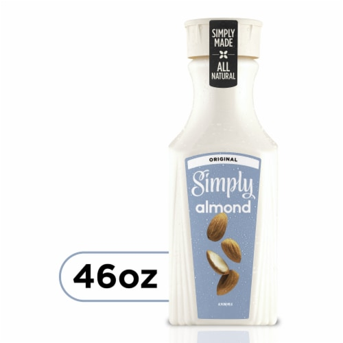 Simply Original Almond Milk Perspective: front