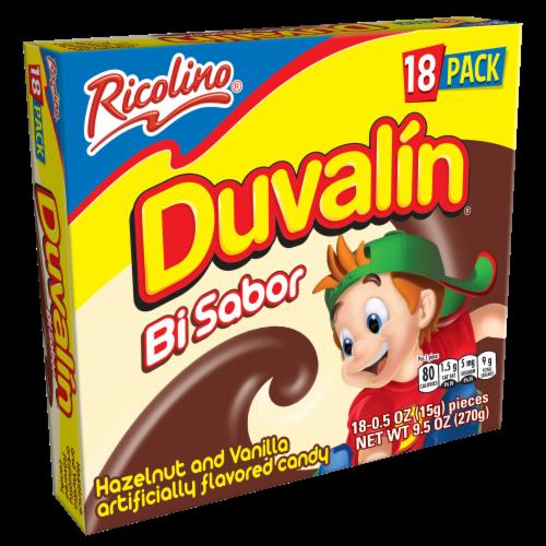 Duvalin Hazelnut & Vanilla Candy Perspective: front