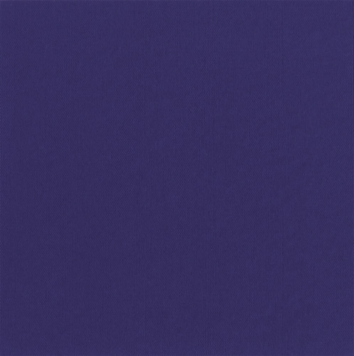 Caspari Navy Blue Paper Linen Cocktail Napkins Perspective: front