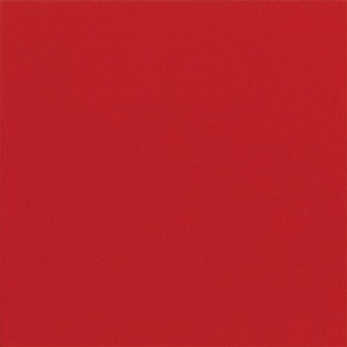 Caspari Red Paper Linen Luncheon Napkins Perspective: front