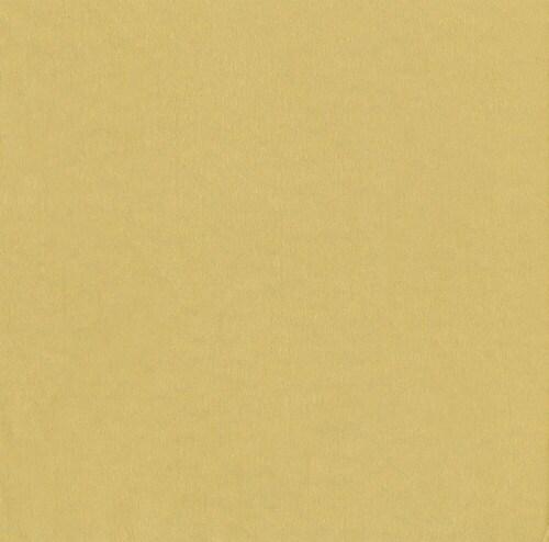 Caspari Gold Paper Linen Cocktail Napkins Perspective: front