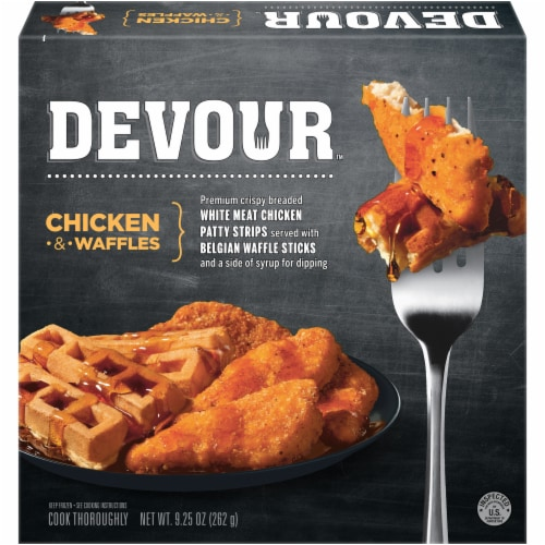 Food 4 Less Devour Chicken Waffles
