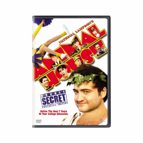 Animal House (DVD) Perspective: front