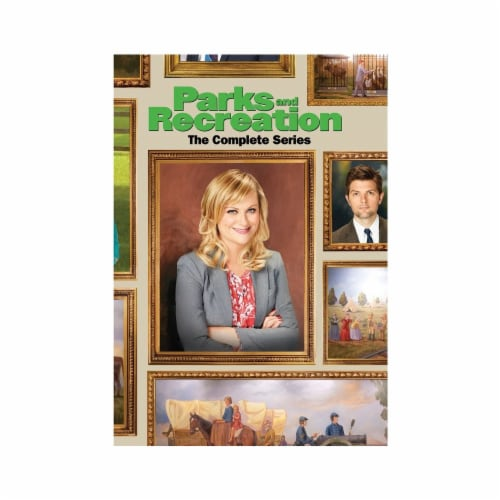 Parks & Recreation: The Complete Series (DVD) Perspective: front