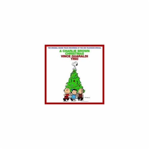 Vince Guaraldi: A Charlie Brown Christmas (Vinyl) Perspective: front