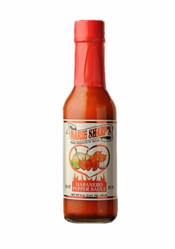 Marie Sharp's Habanero Pepper Sauce Perspective: front