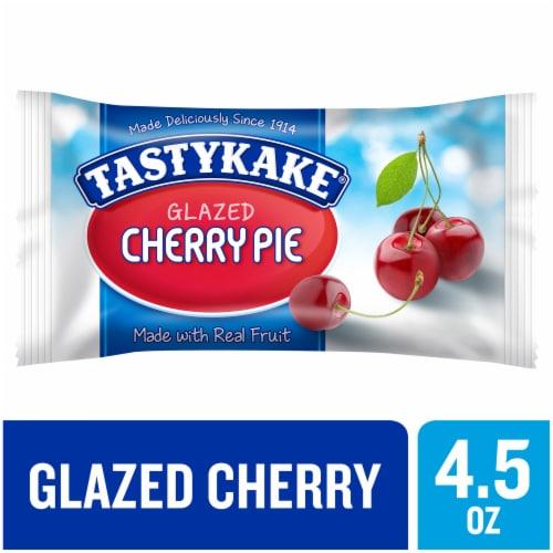 Tastykake Glazed Cherry Pie Perspective: front