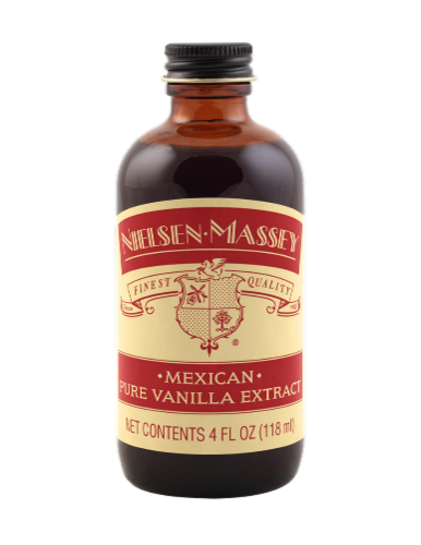 Nielsen Massey Mexican Pure Vanilla Perspective: front