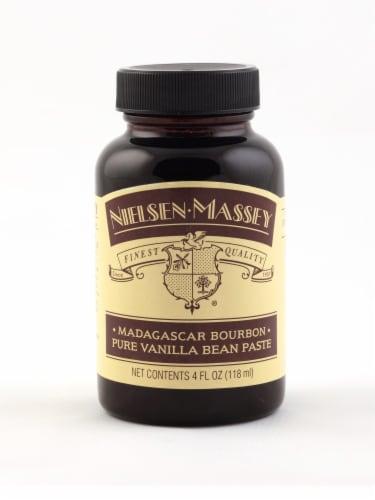 Nielsen-Massey Madagascar Bourbon Pure Vanilla Bean Paste Perspective: front