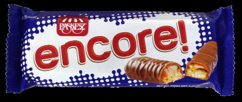 Paskesz Encore Chocolate Bar Perspective: front