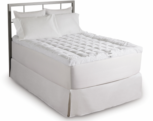 Beautyrest® Cuddlebed Mattress Pad Perspective: front