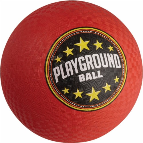Franklin 8-1/2 In. Dia. Playground Ball 6325 Perspective: front