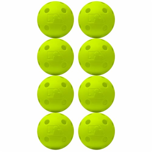 Franklin Indestruct-A-Ball Set - Yellow Perspective: front
