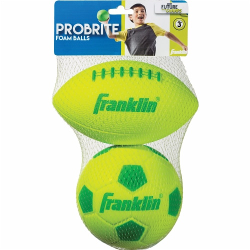 Franklin Probrite Mini Ball 2 Pack Perspective: front