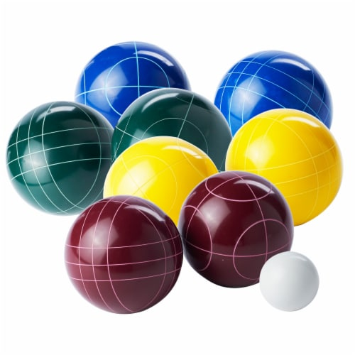 Franklin Professional Bocce Set Perspective: front