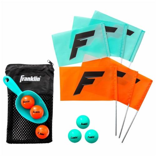 Franklin Sandtrap Set Perspective: front