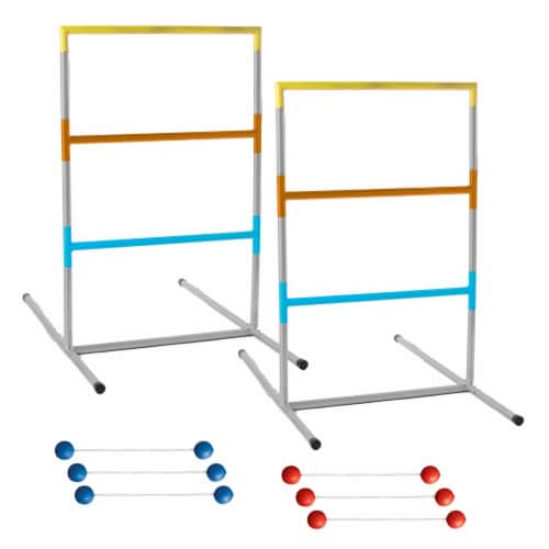 Franklin Professional Ladder Ball Set Perspective: front