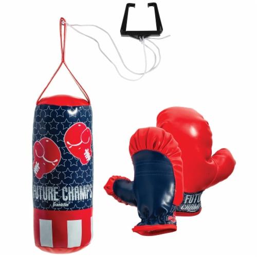 Franklin Future Champs Mini Boxing Set Perspective: front