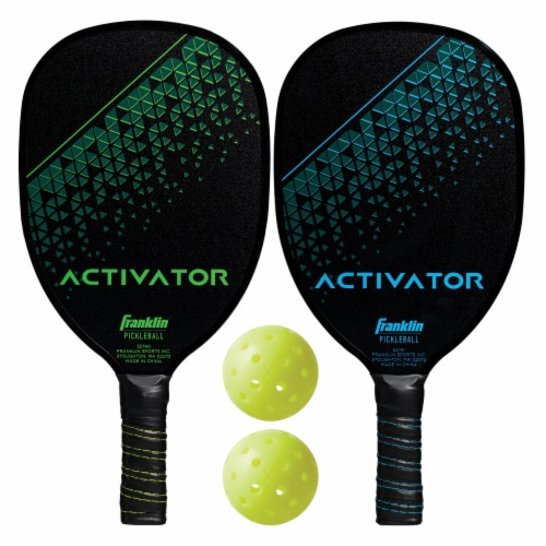 Franklin Activator Pickleball Set Perspective: front
