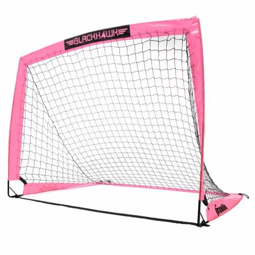 Franklin Blackhawk Goal - Pink Perspective: front