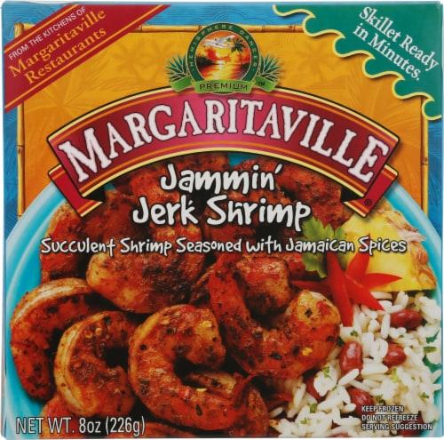 Margaritaville Jammin' Jerk Shrimp Perspective: front