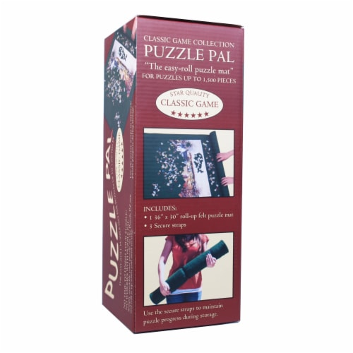 John Hansen Puzzle Pal Easy-Roll Puzzle Mat Perspective: front