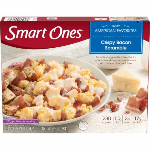 Smart Ones Tasty American Favorites Crispy Bacon Scramble Perspective: front