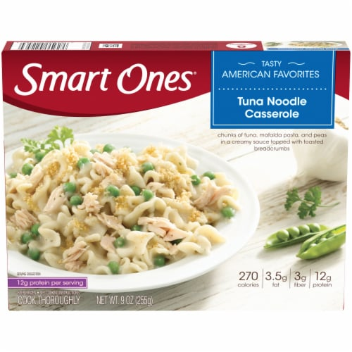 Smart Ones Tuna Noodle Casserole Perspective: front