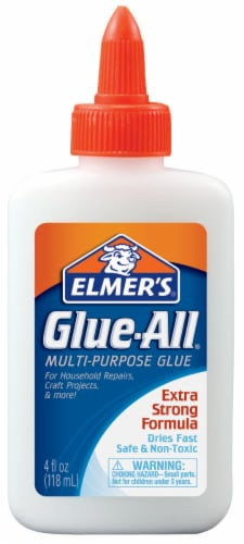 Elmer's Glue-All Multi-Purpose Glue - White Perspective: front