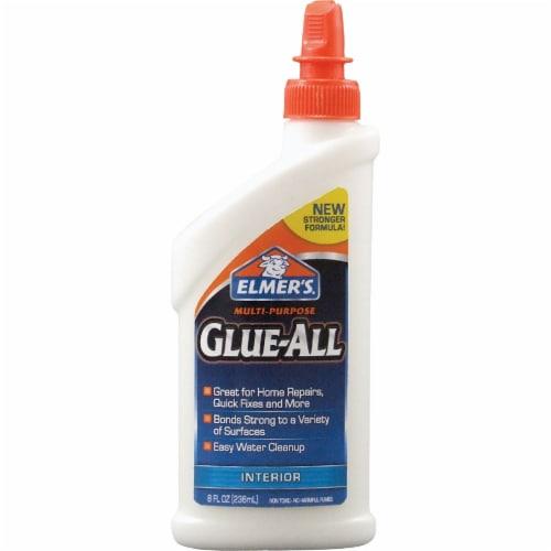 Elmer's® Glue-All White Interior Multi-Purpose Glue Perspective: front