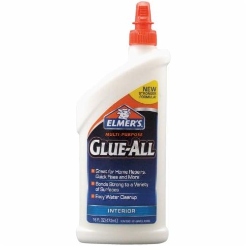 Elmer's® Glue-All White Multi-Purpose Interior Glue Perspective: front