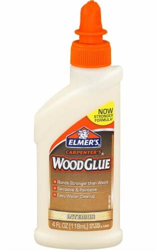 Elmer's Carpenter's Wood Glue Perspective: front