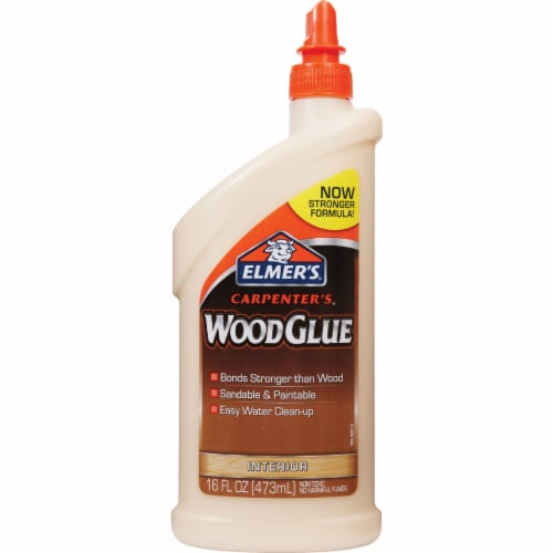 Elmer's® Carpenter's® Yellow Interior Wood Glue Perspective: front