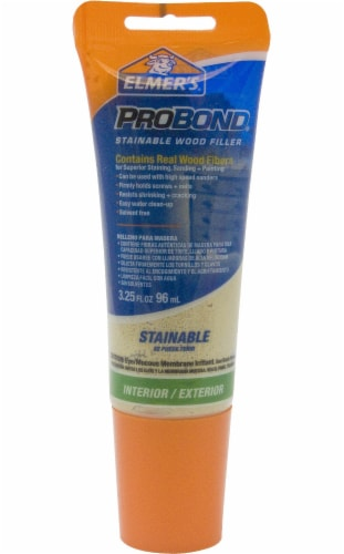 Elmer's ProBond Stainable Wood Filler Perspective: front