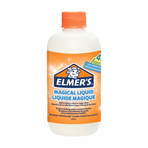 Elmer's Magical Liquid Perspective: front
