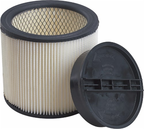 Shop-Vac Cartridge Filter for Wet or Dry Pickup Perspective: front