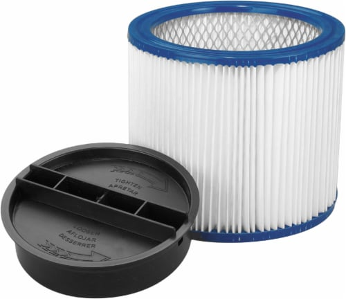 Shop-Vac CleanStream® - Gore® HEPA Cartridge Filter Perspective: front