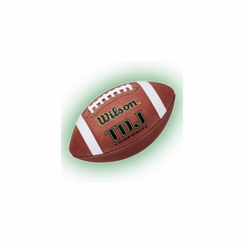 Wilson 1239478 Wilson TDJ Composite Football Perspective: front