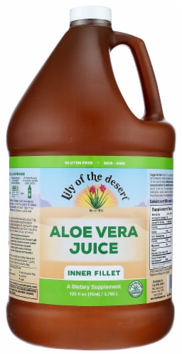 Lily of the Desert Inner Fillet Aloe Vera Juice Perspective: front