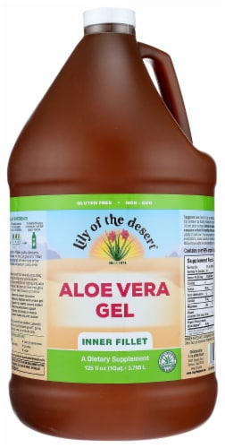 Lily of the Desert Aloe Vera Gel Perspective: front