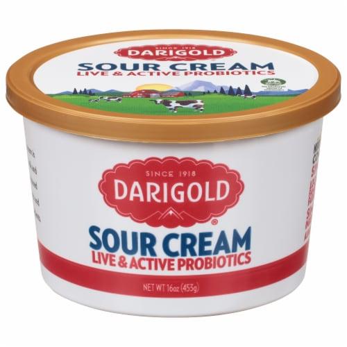 Darigold Original Sour Cream Perspective: front