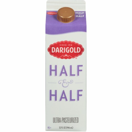 Darigold Ultra-Pasteurized Half & Half Perspective: front