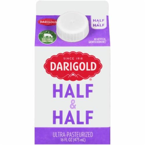 Darigold Ultra Pasteurized Half & Half Perspective: front
