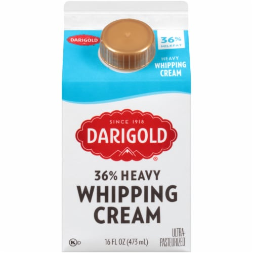Darigold Classic Heavy Whipping Cream Perspective: front